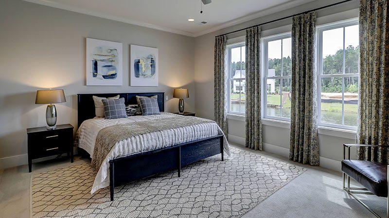 Shoreline Construction Bed Room