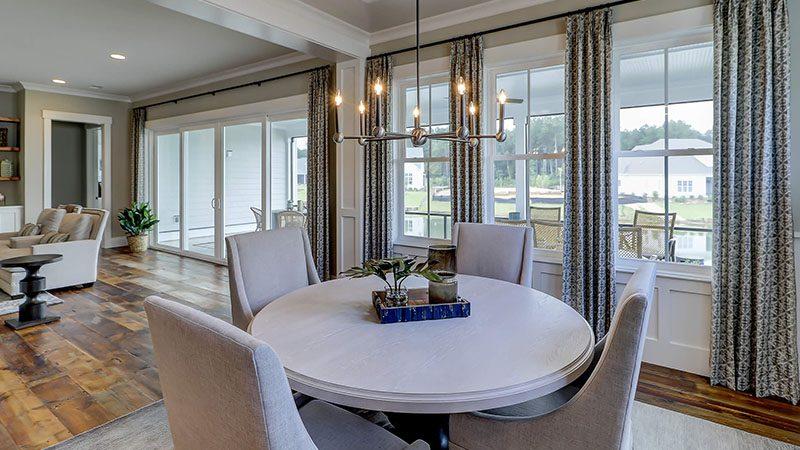 Shoreline Construction Dining Room