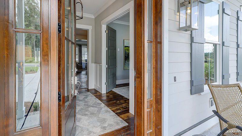 Shoreline Construction Door