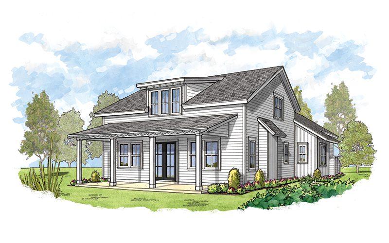 Cottages at Parkside By Shoreline