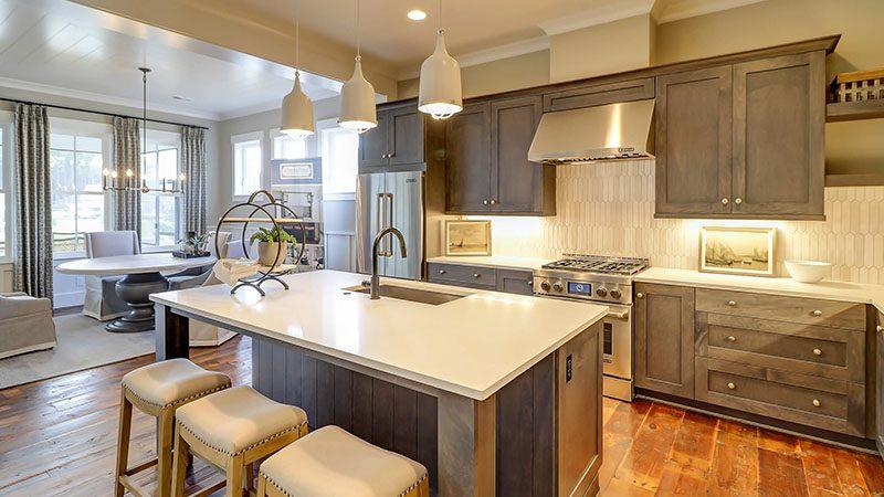 Custom Homes Kitchen